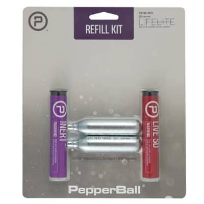 Lite Life Pepper Balls and C02 Cartrages