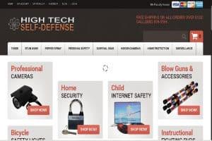 High Tech Self-Defense
